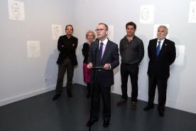 'Human Matter – Retratos dunha liña'