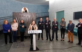 Intervención da ministra de Fomento, Ana Pastor, na inaguración da mostra