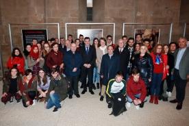 O conselleiro de Cultura e Turismo, no acto institucional de celebración do Mes da Ciencia en Galego