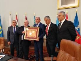Entrega del Premio Otero Pedrayo 2015 | Foto Twitter @fundaciontic