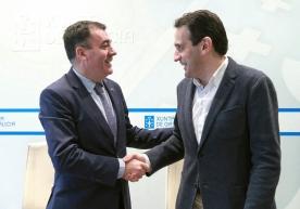 Román Rodríguez e Julio César García Luengo Pérez