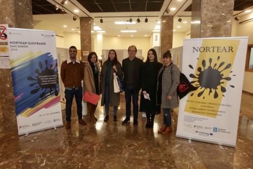 La Xunta estrecha los vínculos con el Norte de Portugal a través de la exposición 'Nortear Ilustrado'