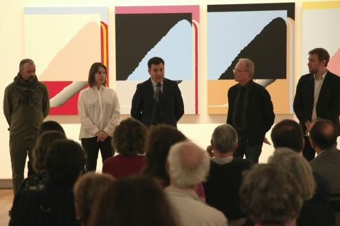 O CGAC inaugura a primeira exposición retrospectiva do artista Álvaro Negro
