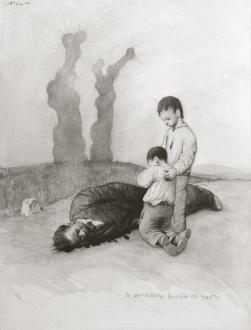 A derradeira lección do mestre | Museo de Pontevedra