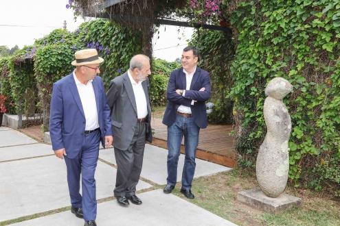 Álvaro Siza Fundación Manolo Paz 2