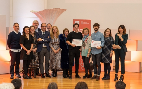 A Xunta distingue unha app de música galega e un novo deseño de guitarra eléctrica cos Premios Emprende Gaiás-Sixto Seco