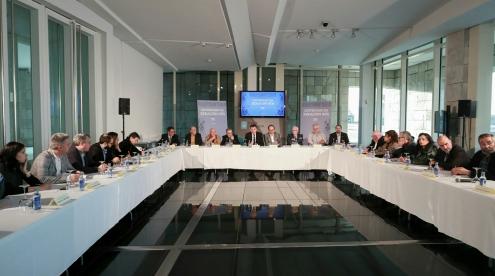 Imaxe da reunión
