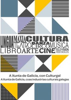 A Xunta de Galicia colabora coa décima edición de Culturgal, que terá lugar en Pontevedra do venres 1 ao domingo 3 de decembro