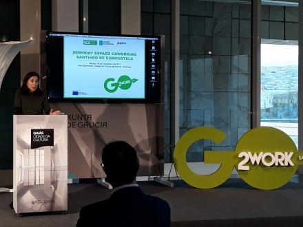 A Cidade da Cultura acolle a presentación en formato Demoday de 21 proxectos emprendedores