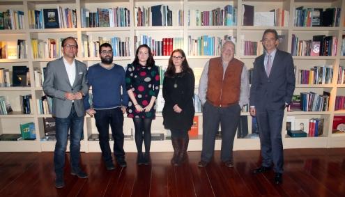 Estíbaliz Espinosa gaña o XV premio de poesía Afundación