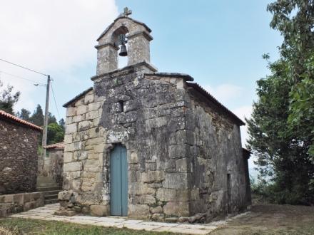 igrexa de Santa Baia de Palio